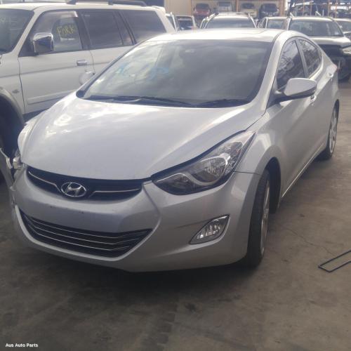 Hyundai 2011 ~ 2013 Elantra