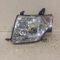 Mitsubishi pajerofits  used pajero | left headlamp photo