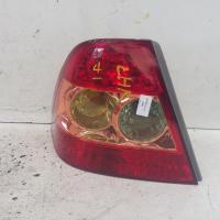 Toyota Corollafits  used Corolla | left taillight photo