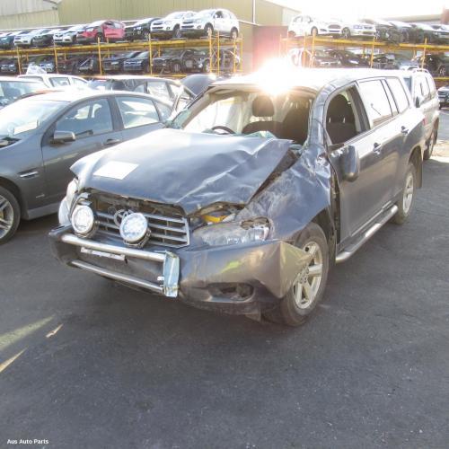 2007 Toyota kluger-161684