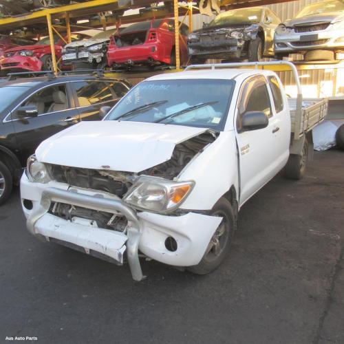 2007 Toyota hilux-162065