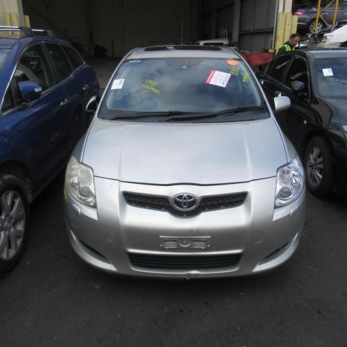 Toyota 2007 ~ 2009 Corolla