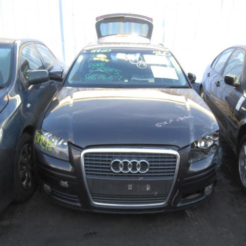 Audi 2004 ~ 2013 A3