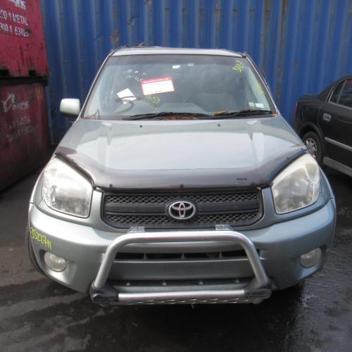 Toyota 2000 ~ 2005 Rav4