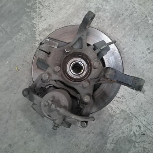 hub assembly front left