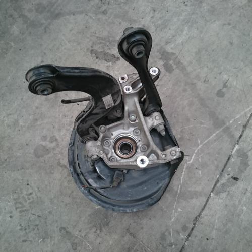 hub assembly rear left