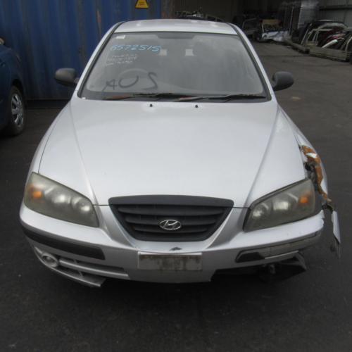 Hyundai 2000 ~ 2006 Elantra