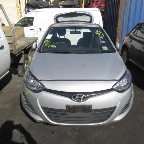 Hyundai 2010 ~ 2015 I20