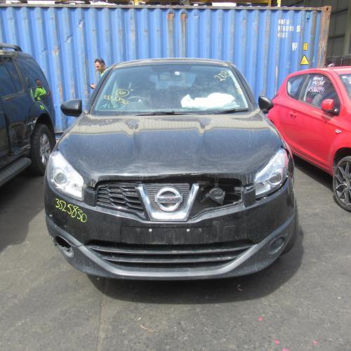 Nissan 2007 ~ 2014 Dualis