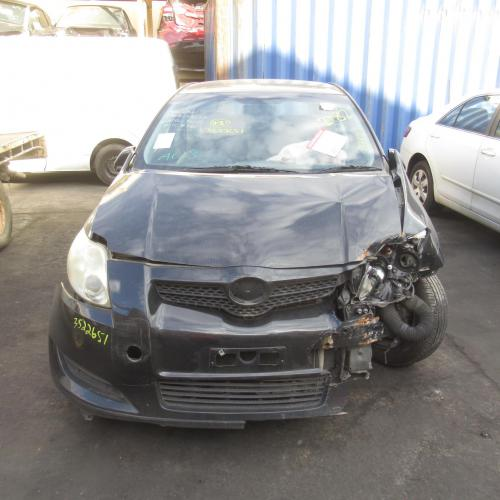 Toyota 2007 ~ 2012 Corolla