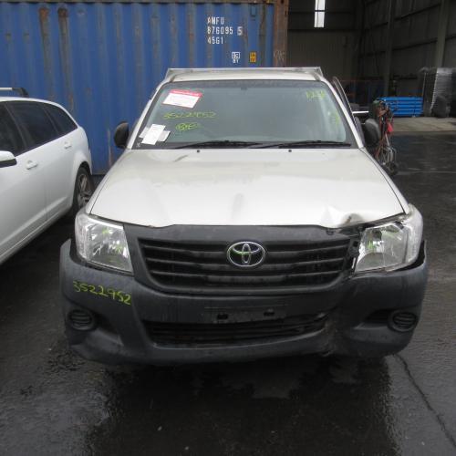Toyota 2005 ~ 2015 Hilux