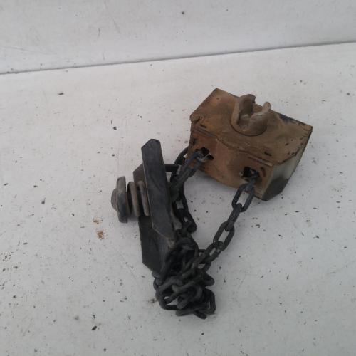 spare wheel winch