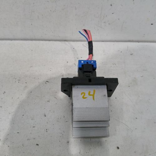fan speed resistor