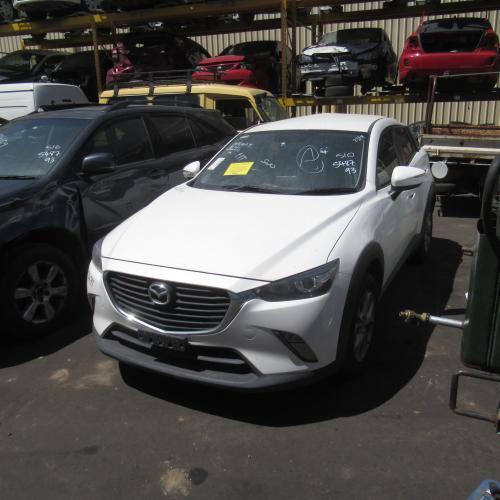 Mazda 2015 ~ 2020 Cx3