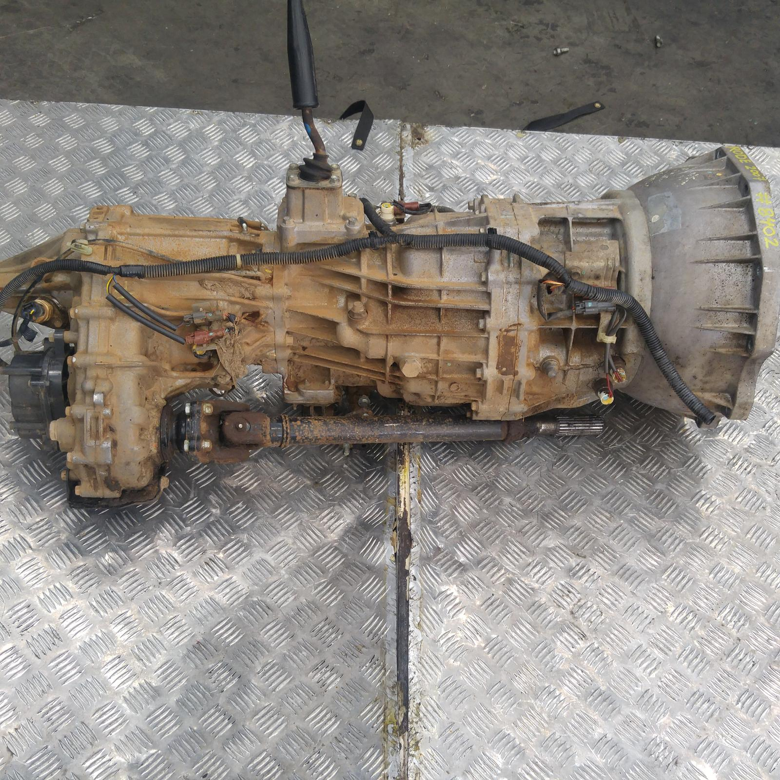 188872  Used Transmission  Gearbox For 2007 Rodeo