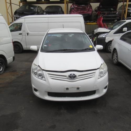 Toyota 2007 ~ 2013 Corolla