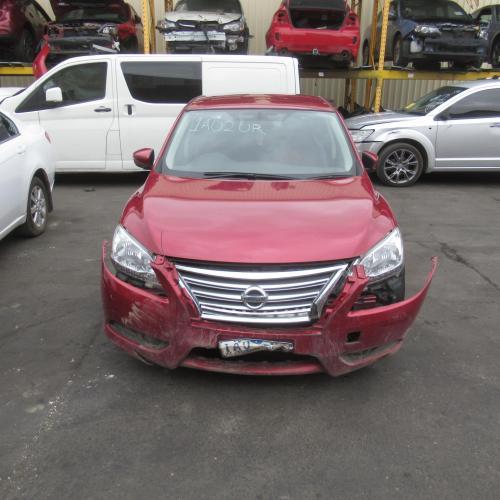 Nissan 2012 ~ 2017 Pulsar