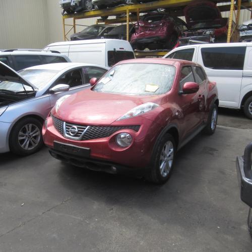 Nissan 2010 ~ 2015 JUKE