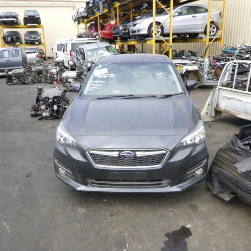 Subaru 2017 ~ 2020 Impreza