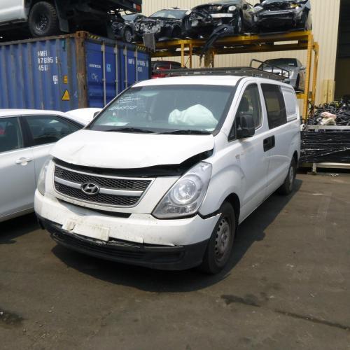 Hyundai 2007 ~ 2013 Iload/imax