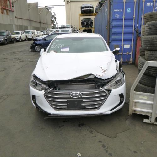 Hyundai 2015 ~ 2018 Elantra