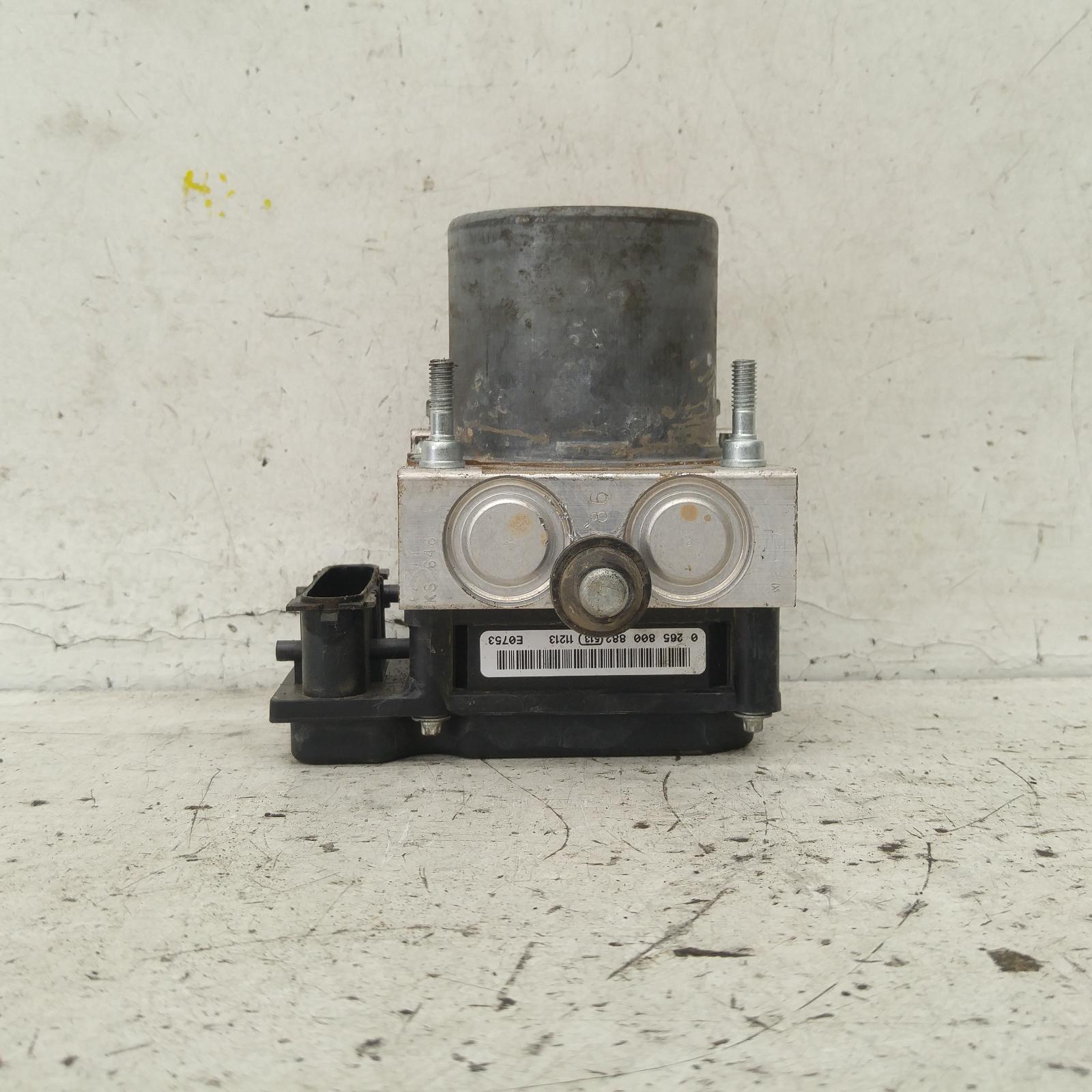 Result Abs Pump  Modulator For Nissan