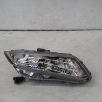 right headlamp