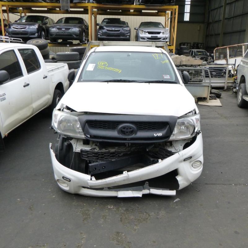 Toyota 2009 ~ 2015 Hilux