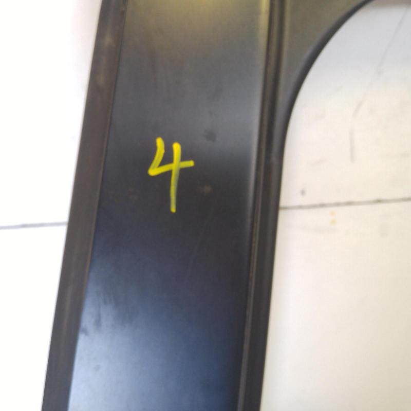 left rear door/sliding