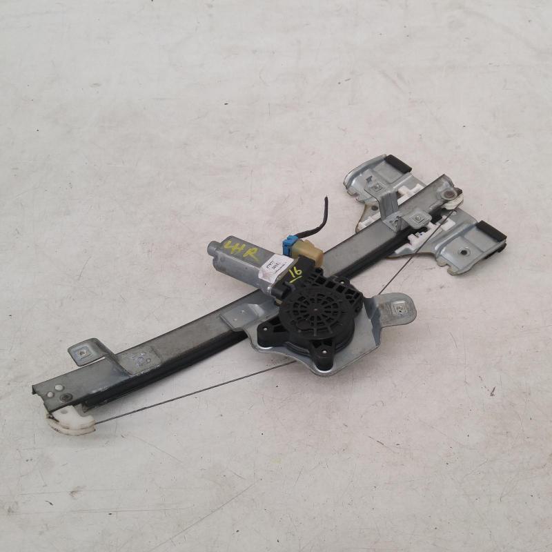 left rear window regulator/motor