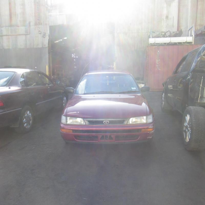 Toyota 1996 ~ 1999 Corolla