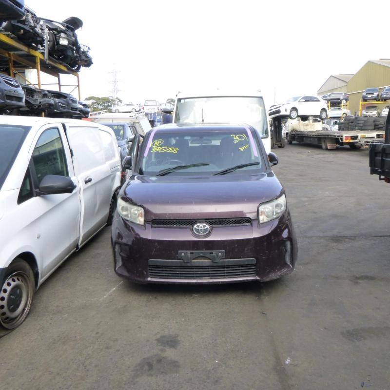 Toyota 2007 ~ 2015 Rukus