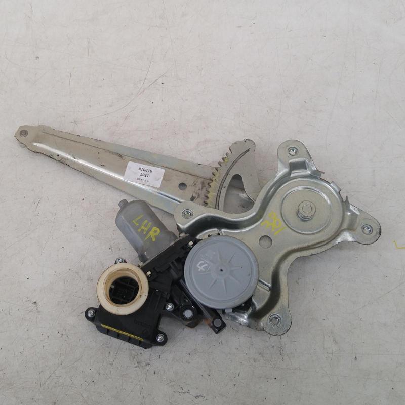 window regulator/motor rear left