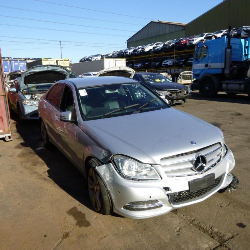 Mercedes 2009 ~ 2015 C Class