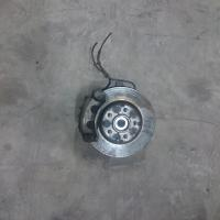 left front hub assembly