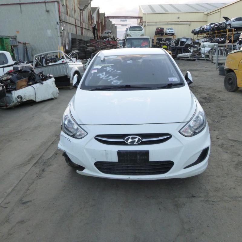 Hyundai 2011 ~ 2019 Accent