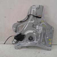 left front window regulator/motor