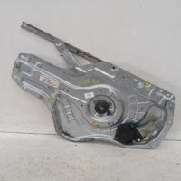 left front window regulator/motor