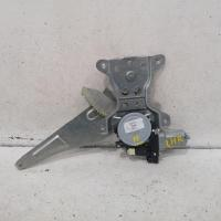 left rear window regulator/motor
