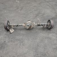 rear differential assembly
