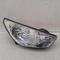 right headlamp