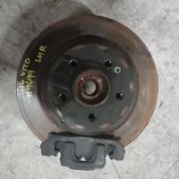 left rear hub assembly