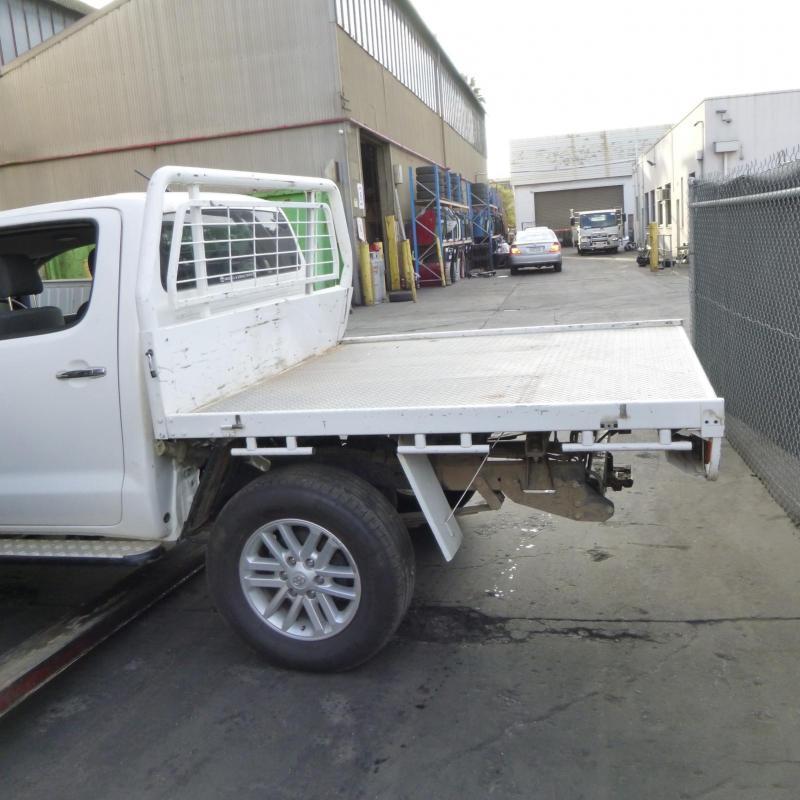 complete vehicle