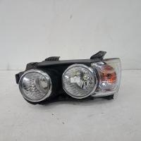 left headlamp