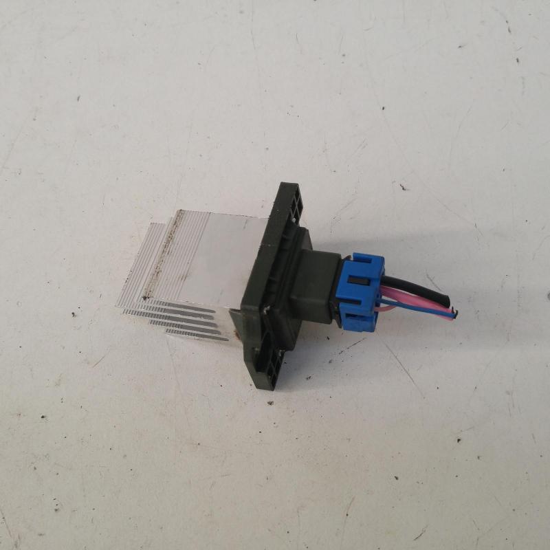 fan speed resistor
