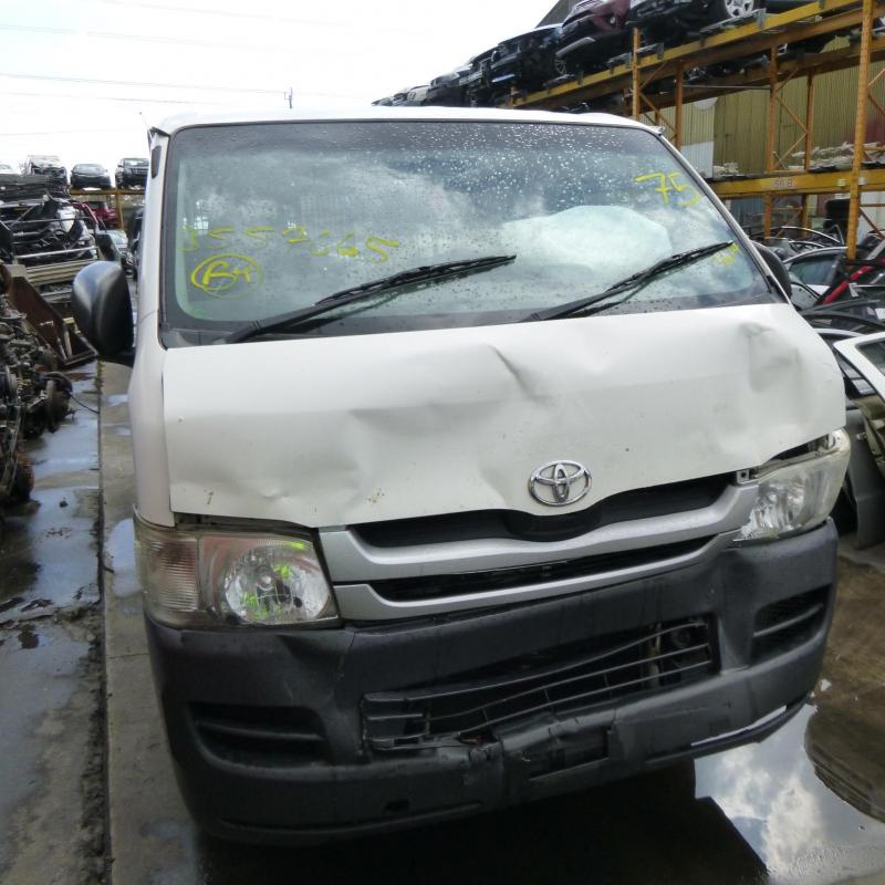 Toyota 2005 ~ 2015 Hiace