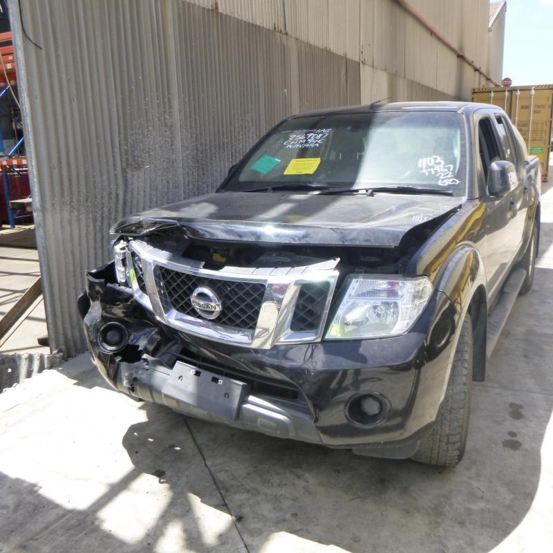 Nissan 2010 ~ 2015 Navara