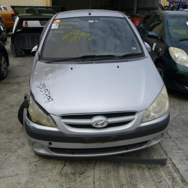 Hyundai 2005 ~ 2011 Getz