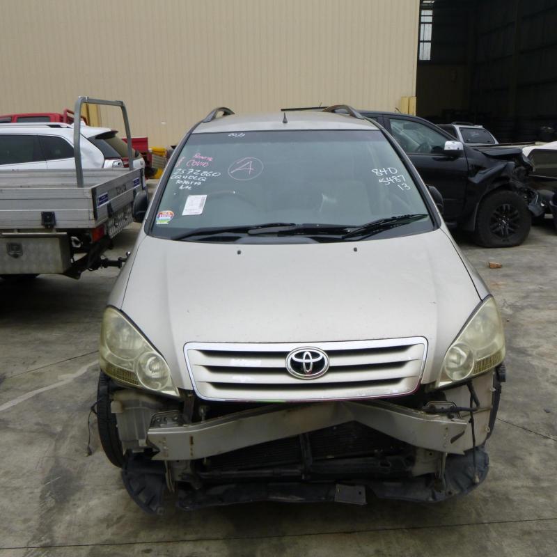 Toyota 2001 ~ 2003 Avensis