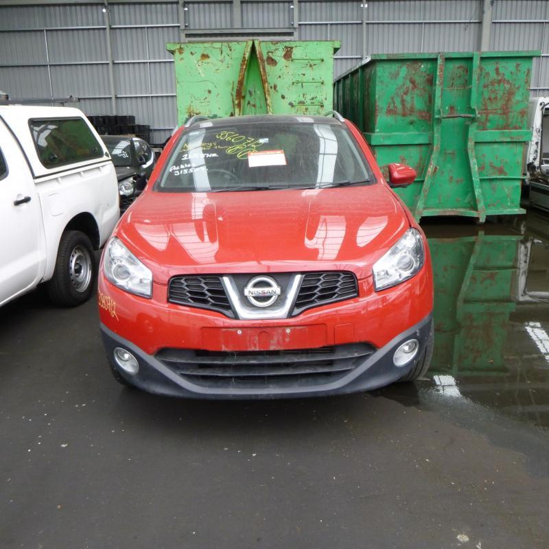 Nissan 2008 ~ 2014 Dualis